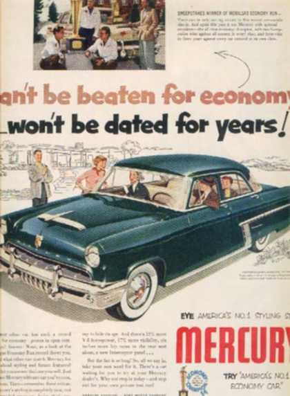 Ford's Mercury (1952)