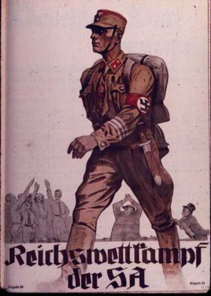 Nazi S.A. Poster