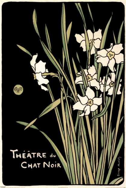 Theatre Du Chat Noir (Flowers)