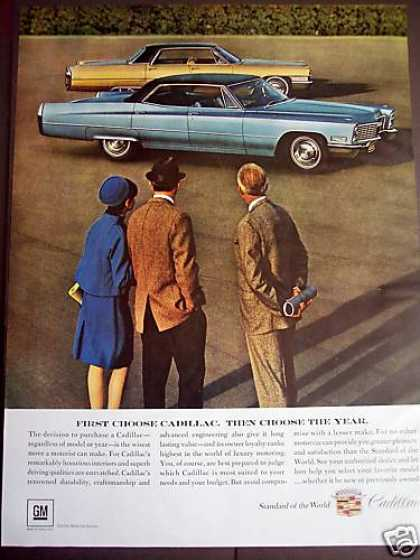 Cadillac Standard of the World Car Photo (1967)