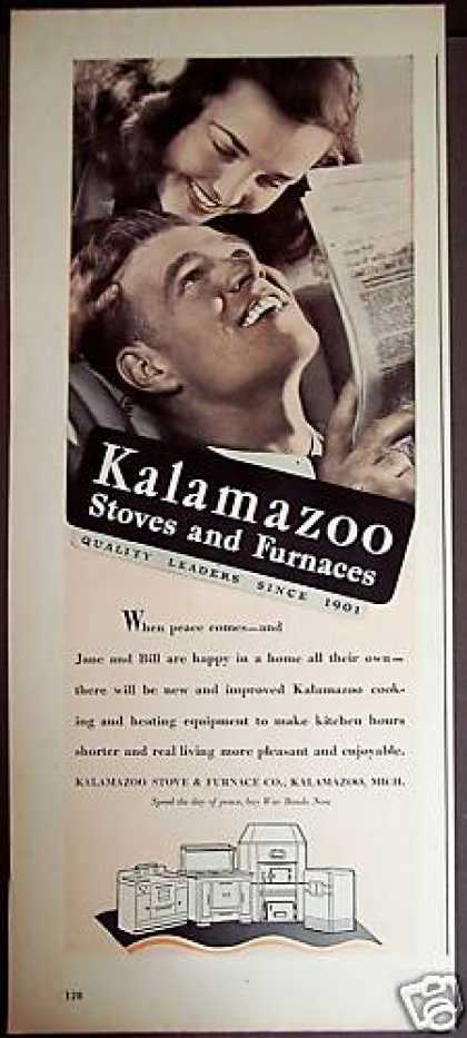 Kalamazoo Stones & Furnaces (1944)