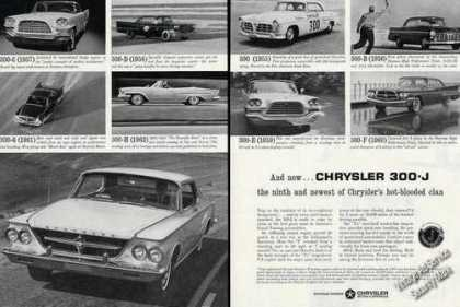 Chrysler 300-j Photos (9) (1963)