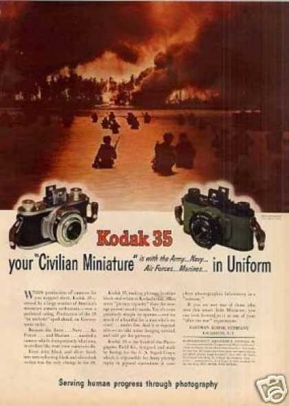 Eastman Kodak 35 Camera (1944)