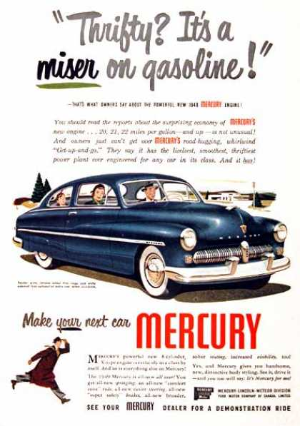 Mercury Coupe #1 (1949)