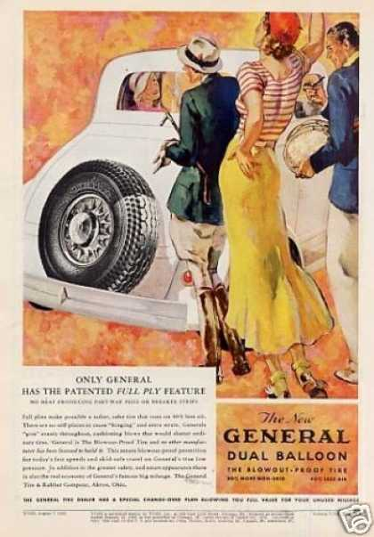 General Tire Color (1933)