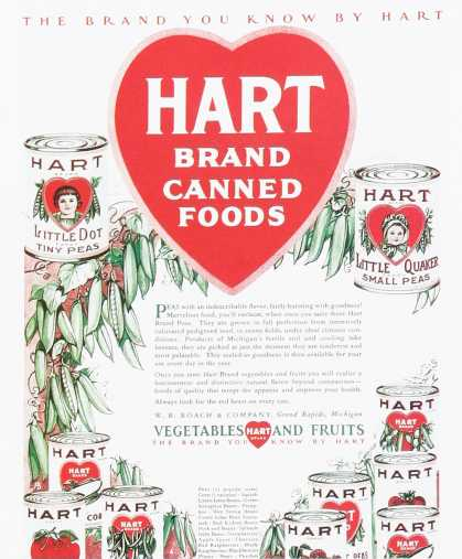 Hart Brand Canned Foods