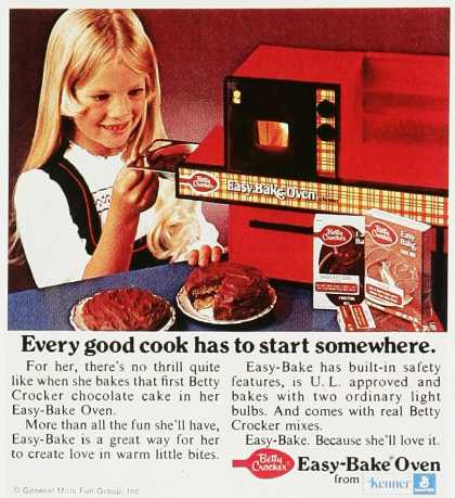 Easy-Bake Oven