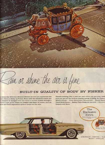 General Motor's Body by Fisher (1960)