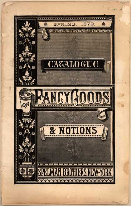 Spelman Bros.'s various accessories – Catalogue of Fancy Goods and Notions (1879)