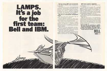 Bell Helicopter IBM Computer Navy LAMPS (1971)