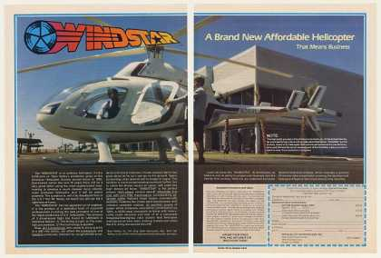 Vertical Lift Technologies Windstar Helicopter (1986)