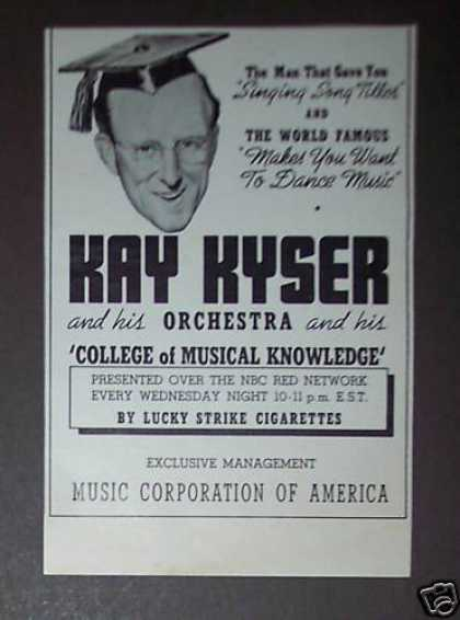 Kay Kyser College of Musical Knowledge (1939)