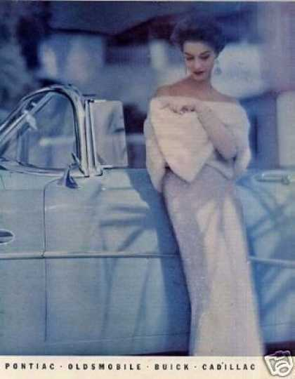Body By Fisher 2 Page Ad Buick (1954)