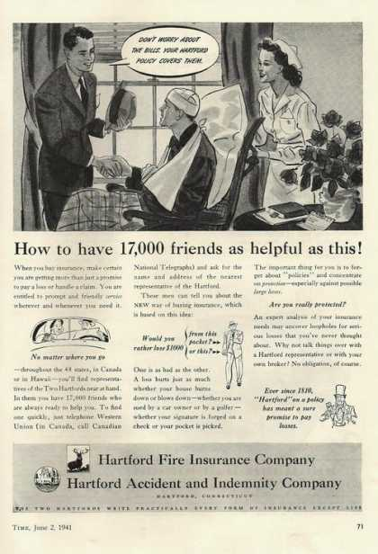 Hartford Accident Insurance Co (1941)