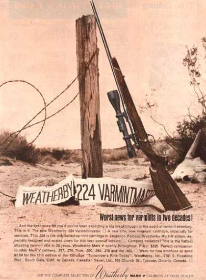 Weatherby (1964)