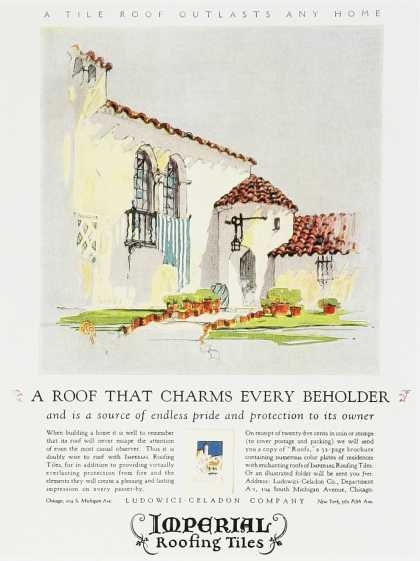 Imperial Roofing Tiles