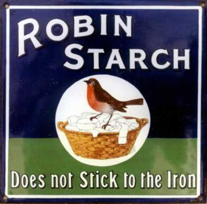 Robin Strach 'Does Not Stick'
