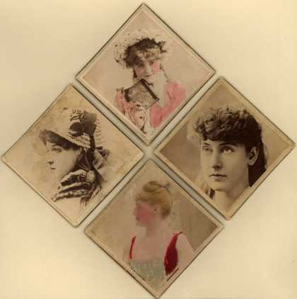 W. Duke Sons & Co.'s Preferred Stock – Actresses – Image 3