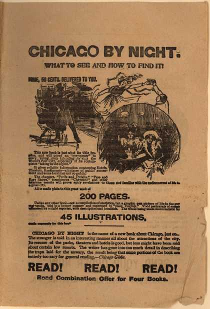 Gem Novelty Co.'s books – Chicago by Night