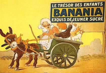 Banania by Georges Meunier (1925)