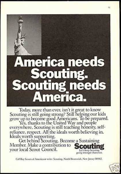 Boy Scouts of America Scout Council (1976)