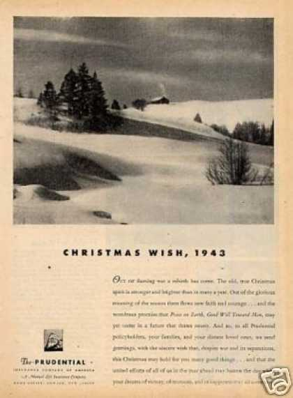 Prudential Insurance Company (1943)