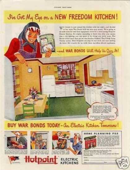 Hotpoint Electric Appliances (1943)