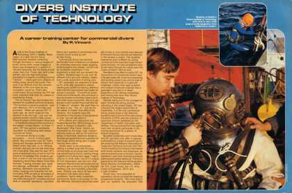 Divers Institute of Technology School Article (1979)