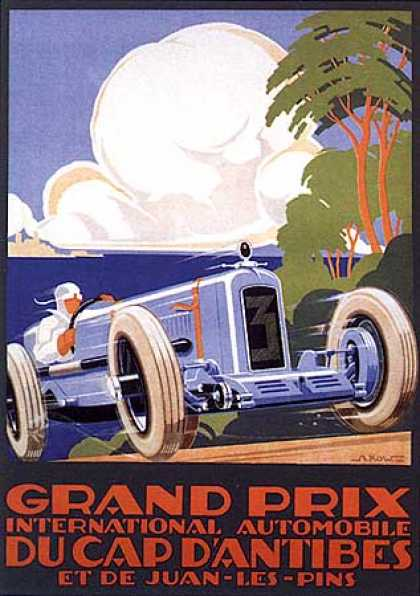 Grand Prix by A. Kow (1930)