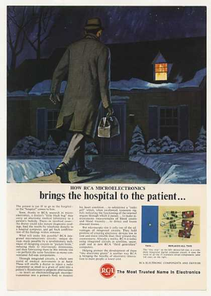 RCA Integrated Circuits Doctor Makes House Call (1965)
