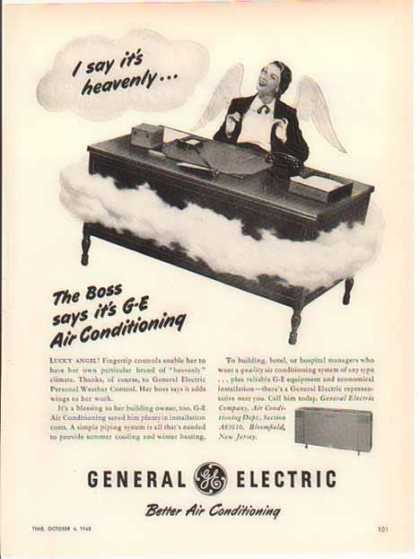 General Electric – Better Air Conditioning (1948)