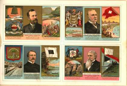 W. Duke Sons & Co. – Governors, Coats of Arms – Image 26 (1888)
