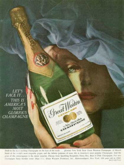 Great Western New York Champagne (1958)