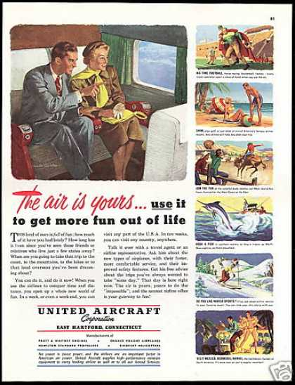 United Aircraft Corp East Hartford Connecticut (1949)