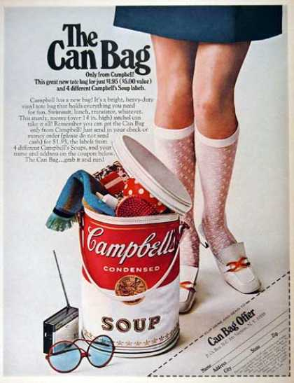 Campbell's Soup (3 Ads) (1968)