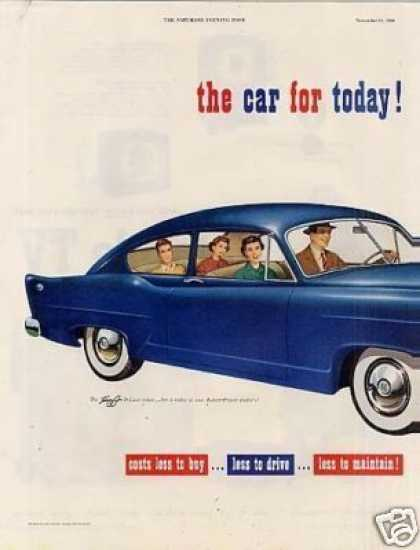 Henry J Car Ad 2 Page (1951)