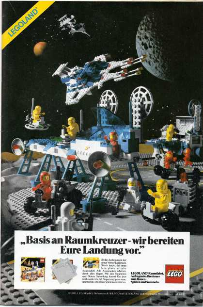 Lego Space (1983)