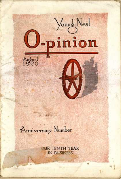 Young-Neal Co.'s misc. – O-pinion (1920)