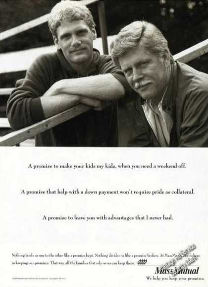 Massmutual We Help You Keep Your Promises (1990)