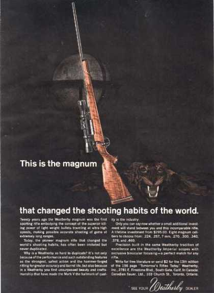 Weatherby's Magnum (1965)