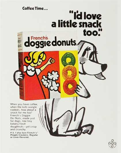 French's Doggie Donuts