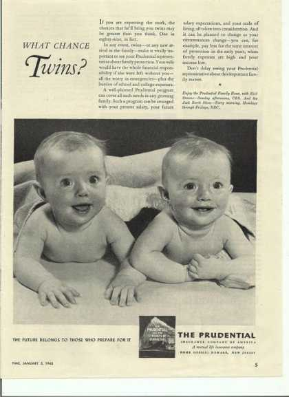The Prudential Insurance Co (1948)