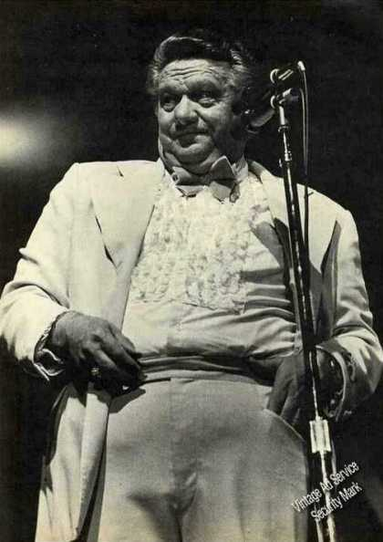 Jerry Glower Photo Collectible Print Feature (1975)
