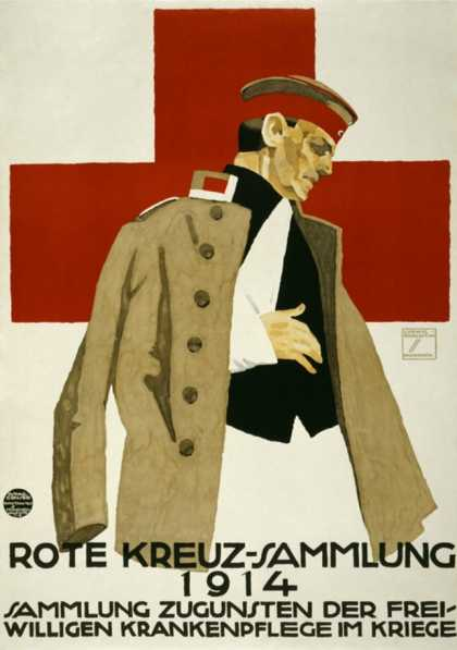 Red Cross Collection Drive (1914)