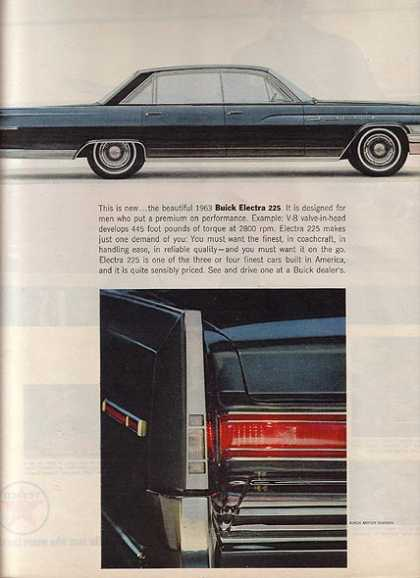 General Motor's Buick Electra (1962)