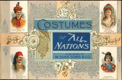 Costumes of All Nations – Image 1