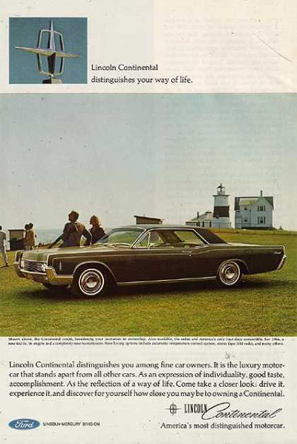 Ford's Lincoln (1966)