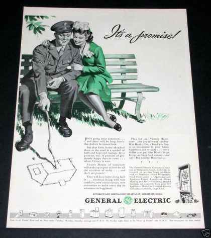 - Ge, Wartime, It's a Promise (1943)