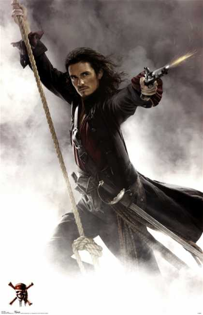 Pirates Of The Caribbean- At World's End (2007)