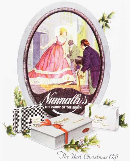 Nunnaly's: The Candy of the South